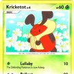 Platinum - 078 Kricketot