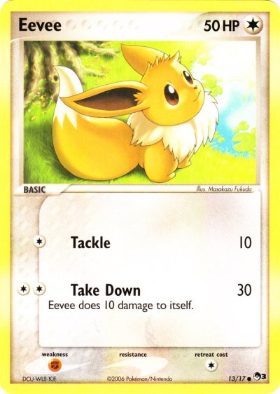 Pop Series 3 - 13 Eevee
