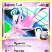 Platinum Rising Rivals - 018 Espeon 4 Elite Four