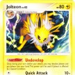 Platinum Rising Rivals - 026 Jolteon