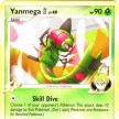 Platinum Rising Rivals - 037 Yanmega SP Elite Four