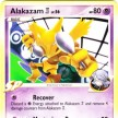 Platinum Rising Rivals - 038 Alakazam SP Elite Four