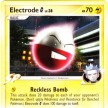 Platinum Rising Rivals - 039 Electrode SP Team Galactic