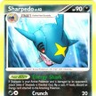 Platinum Rising Rivals - 049 Sharpedo