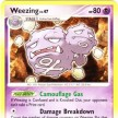 Platinum Rising Rivals - 087 Weezing