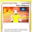Platinum Rising Rivals - 091 Flint`s Willpower