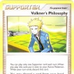 Platinum Rising Rivals - 098 Volkner`s Philosophy