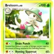 DP3 - Secret Wonders - 045 - Breloom