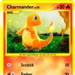 DP7 - StormFront - 101 - Charmander - Secret Ultra Rare