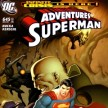 Adventures of Superman #645
