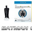 No Man's Land S107 Batman Cowl - Batman Utility Belt