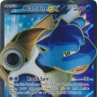 XY - 142 - Blastoise-EX - Full Art Ultra Rare