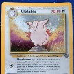 Jungle - 001 - Clefable