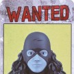 DOFP-002 - Kate Pride Wanted Poster ID Card  - Limited Edition ID Card