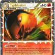 HGSS09 Typhlosion Prime
