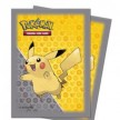 Pokémon Pikachu Grey Sleeves (65)  - Fundas Oficiales