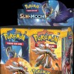 Caja de 36 Sobres Pokemon SM1 Sun & Moon Base Set - Inglés