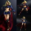 Supergirl Action Figure - Square Enix Play Arts Kai DC Comics Variants
