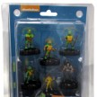 TMNT - Heroes in a Half Shell Fast Forces 6-Pack