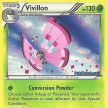 XY - 017 - Vivillon - Standard Meadow Pattern