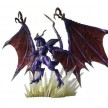 Final Fantasy Creatures Bring Arts Bahamut Action Figure