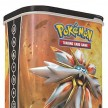 Pokémon Deck Shield Tin 2017 - Solgaleo + 45 Cartas Energia