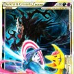 HS - Triumphant - 100 - Darkrai Cresselia LEGEND Mitad Inferior - Ultra Rare