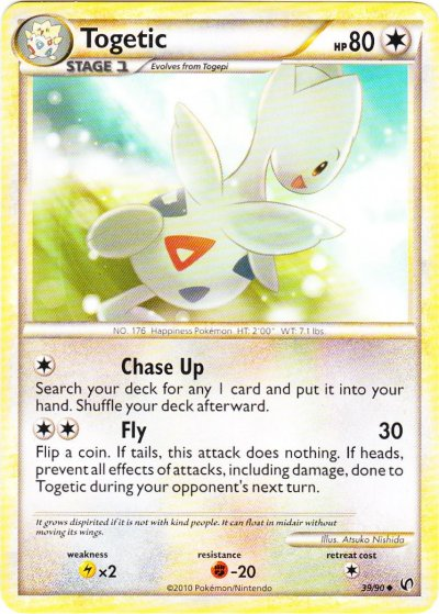 HS Undaunted - 039 Togetic