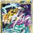 HS - Unleashed - 92 Raikou Suicune LEGEND Mitad Superior - Ultra Rare