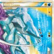 HS - Unleashed - 93 Raikou Suicune LEGEND Mitad Inferior - Ultra Rare